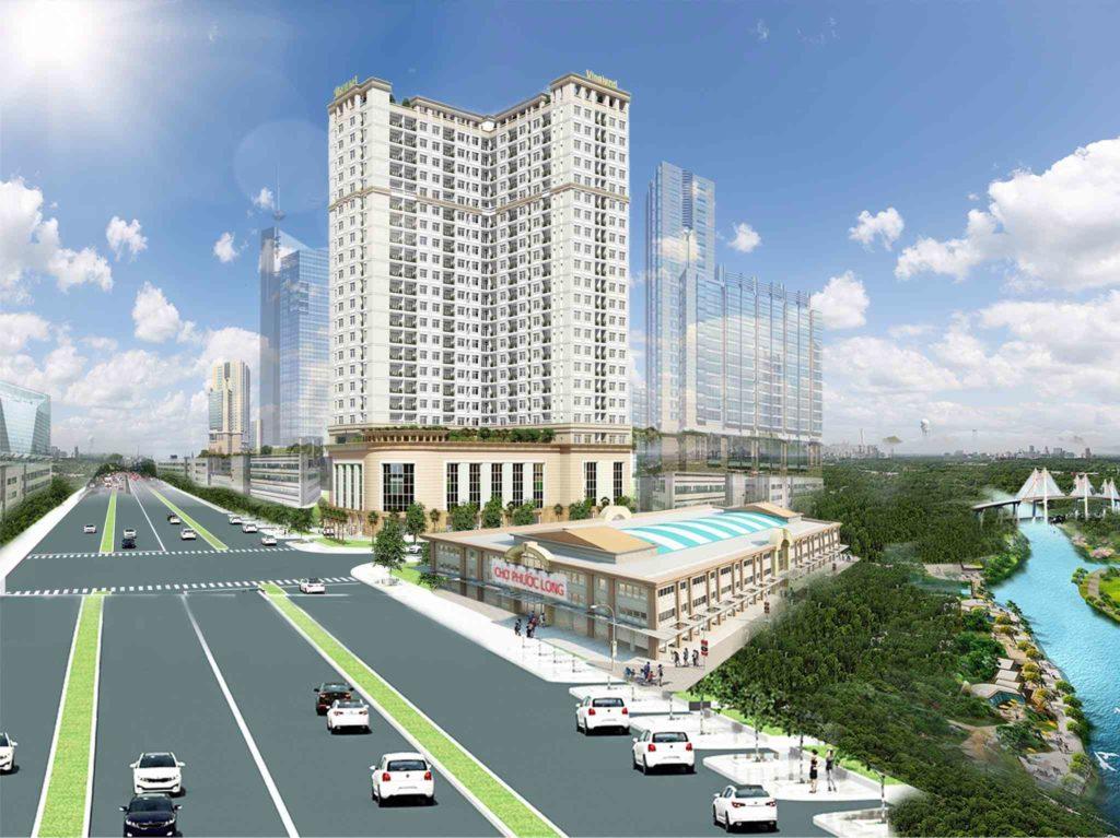 Dự án Sài Gòn South Plaza là 1 dự án được quý khách hàng đánh giá là bước ngoặc mới của khu trung tâm Nguyễn Lương Bằng-Phú Mỹ Hưng Q7