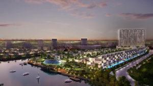 dự án Evergreen quận 7 từ 1 góc nhìn tuyệt đẹp