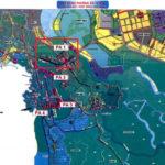 Cầu Cần Giờ Mới Nối Liền Nguyễn Lương Bằng 15B với Nhà Bè-Đường Rừng Sạc Cần Giờ
