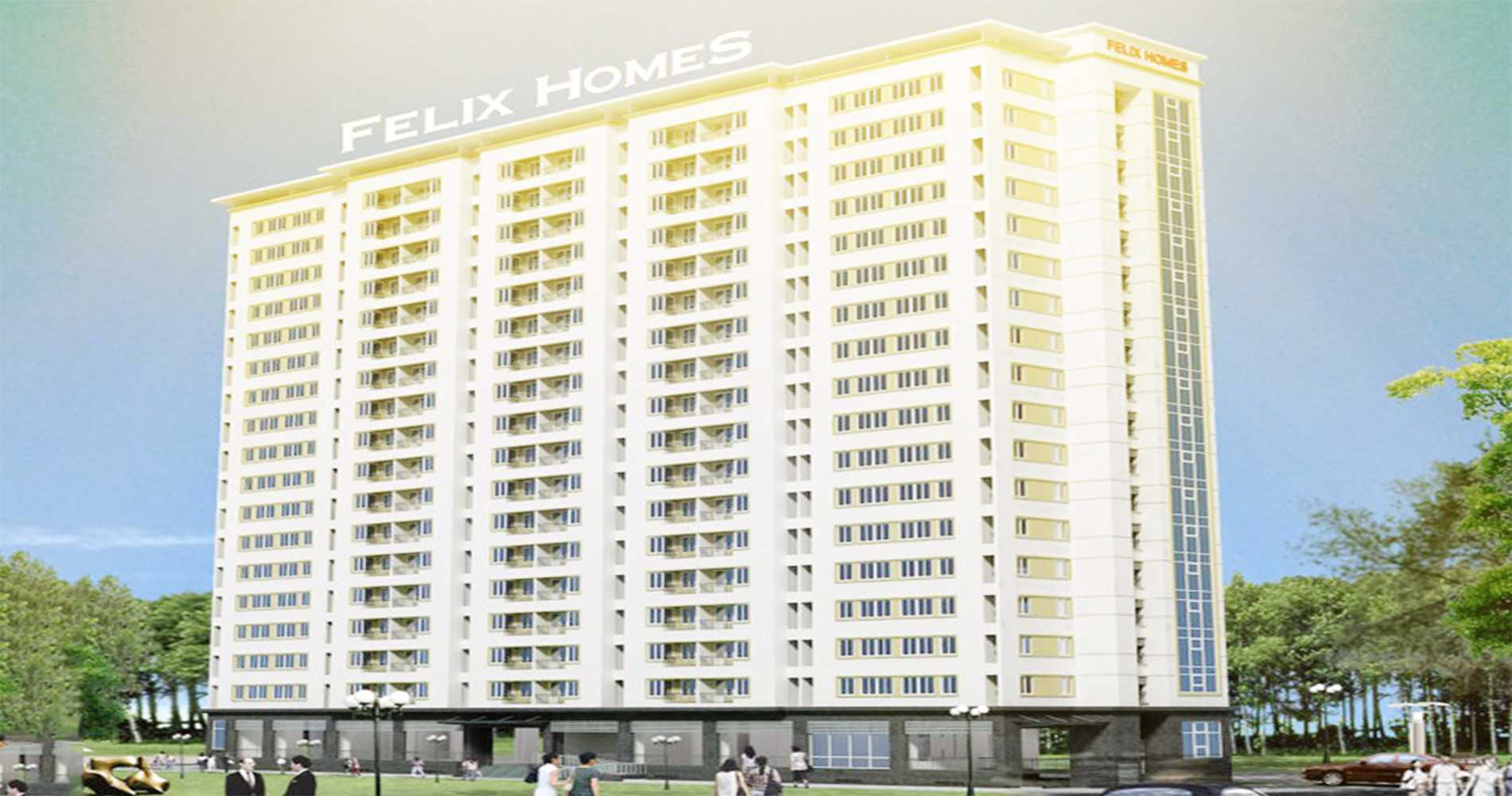 Tổng quan dự án căn hộ Felix Homes Gò Vấp-Ký gửi Căn hộ Felix homes