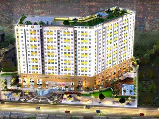 Mô hình dự án căn hộ Saigon Homes Bình Tân