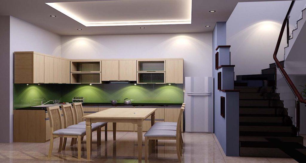 Phòng Bếp-Bàn Ăn Căn Nhà Phố Hiệp Bình Chánh-Quận Thủ Đức.jpg