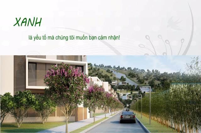Thiết Kế Green Home Quy Nhơn-Đường Vào Nhà Phố