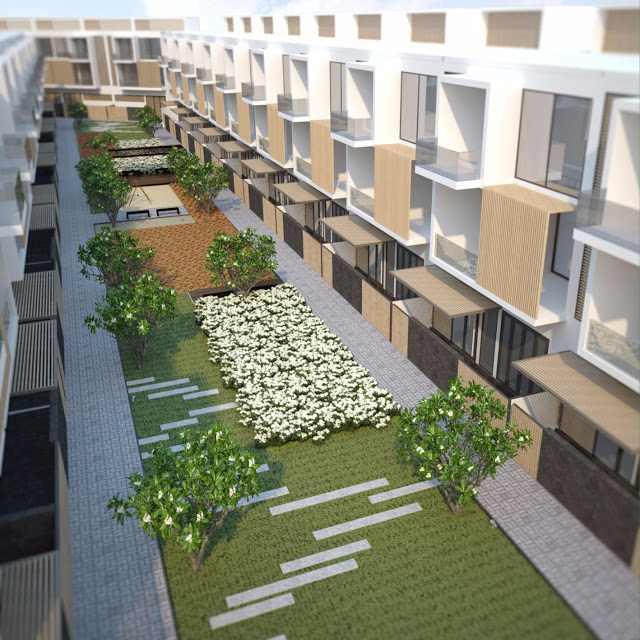 Thiết Kế Green Home Quy Nhơn-Sân Vườn Cây Xanh Nhà Phố