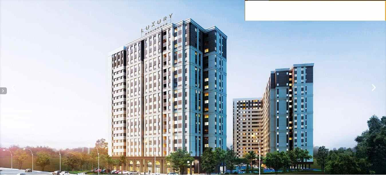 Dự án căn hộ đường Quốc Lộ 13 Luxury Residence Bình Dương