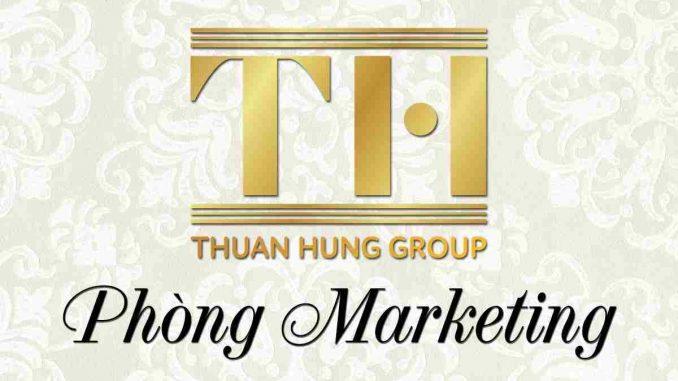 THG - Phòng Marketing