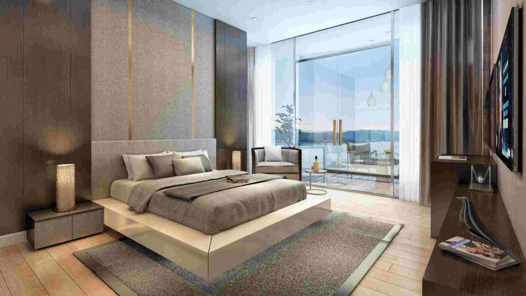 TMS Luxury Hotel Quy Nhơn - Phòng Ngủ