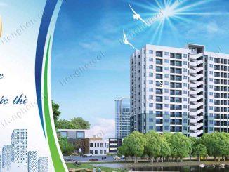 Dự án căn hộ Hiệp Thành Building The ParkLand Quận 12