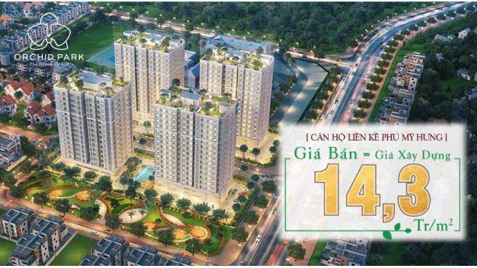 Chủ đầu tư Orchid Park Phú Xuân Nhà Bè