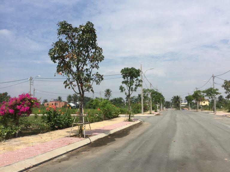 Đất nền An Phú Đông Quận 12