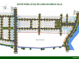 Đăng ký bảng giá bán Areca Villa Long An