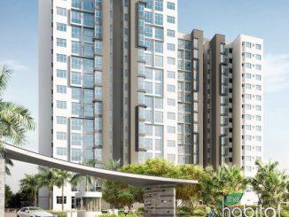 Dự án chung cư căn hộ The Habitat Bình Dương