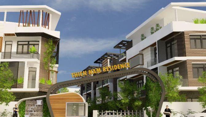 Dự án đất nền Thiên Nam Residence Quận 12