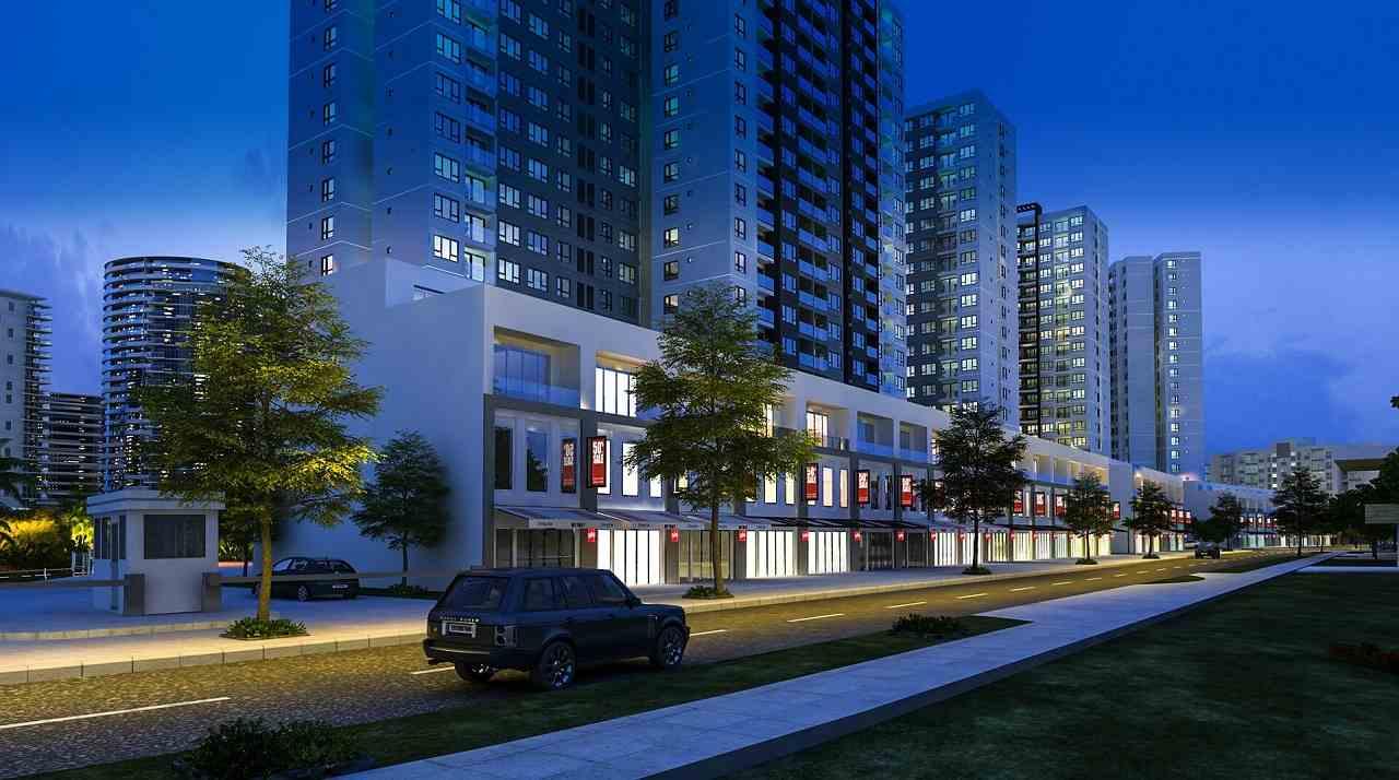 Tổng thể dự án căn hộ chung cư FLora Keshi Thủ Đức Phạm Văn Đồng Nam Long