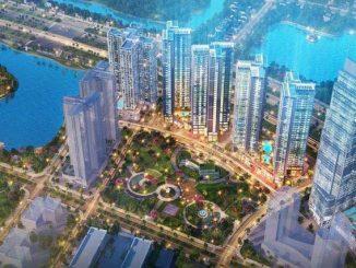 Dự án căn hộ cao cấp Eco Green Saigon Quận 7 - Xuân Mai Corp