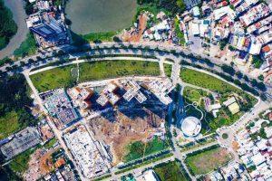Eco Green Saigon Quận 7 - Tiến độ dự án Tháng 12/2019