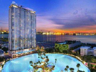 Tổng thể dự án căn hộ Sky 89 Hoàng Quốc Việt Quận 7