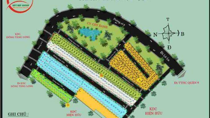 Dự án đất nền đất quý RiverView Quận 9