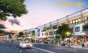 Dự án đất nền Bà Điểm Center huyện Hóc Môn