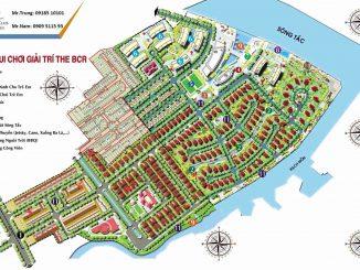 Dự án đất nền The BCR Quận 9