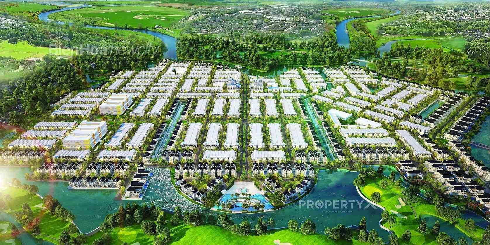Dự án Biên Hoà New City Đồng Nai