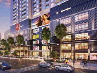 Dự án Shop House - Kiot Saigon Metro Mall Quận 8
