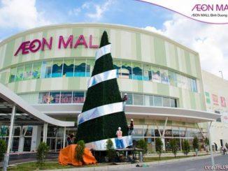 Dự án Trung tâm thương mại - Siêu thị AEON Quận 9
