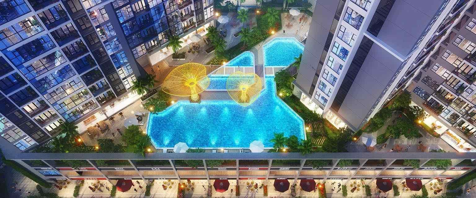 Dự án căn hộ Opal Plaza Quận 2 - Đất Xanh Group