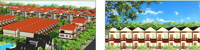 Dự án khu dân cư Green Huyện City Bình Chánh
