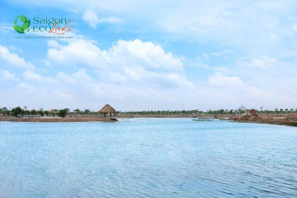 Hình ảnh thực tế Saigon Eco Lake 12