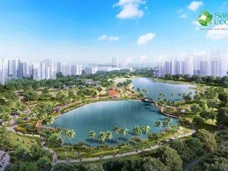 Tiện ích dự án Saigon Eco Lake Long An