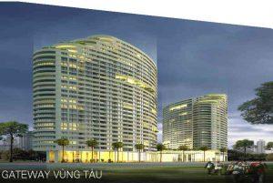 GateWay Vũng TàuTổng thể Dự án căn hộ chung cư cao cấp nghỉ dưỡng GateWay DIC Vũng Tàu