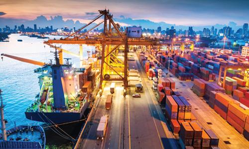 Cảng, khu bãi, khu công nghiệp, khu trung chuyển hàng hóa thuộc nhóm bất động sản logistics Việt Nam