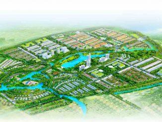 Dự án đất nền Long Cang Residence Tỉnh Lộ 8 Long An
