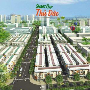 Dự án đất nền Smart City Thủ Đức