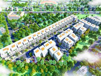 Dự án đất nền khu đô thị Chủ đầu tư Hưng Long Garden huyện Cần Đước Long An