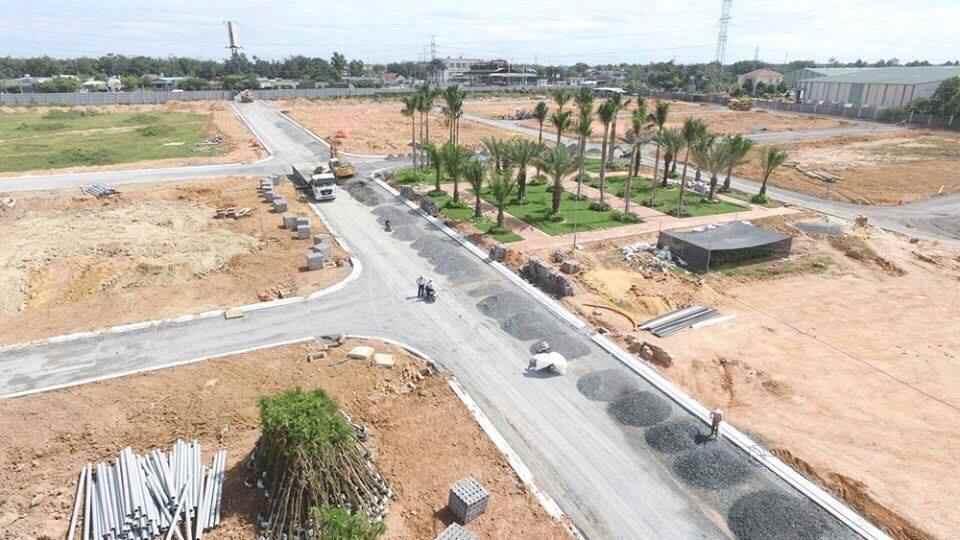 Dự án đất nền khu dân cư Bình Chánh TPHCM