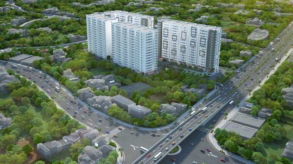 Dự án căn hộ An Dân Residence Thủ Đức