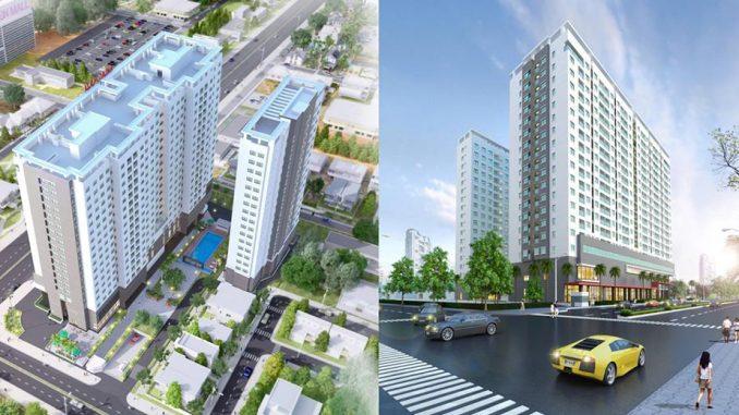 Dự án căn hộ Bcons Suối Tiên Quận 9