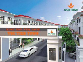 Dự án khu đô thị mới Tóc Tiên Town Bà Rịa Vũng Tàu