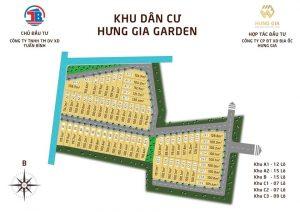 Dự án khu dân cư Hưng Gia Garden Phan Thiết Bình Thuận