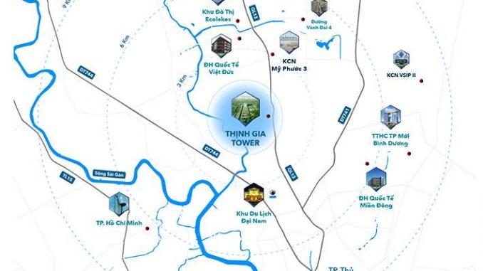 Thịnh Gia Tower - Vị trí dự án-compressed