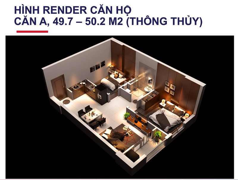Thiết kế Tổng quan dự án căn hộ chung cư Centeria Đông Thuận Q12