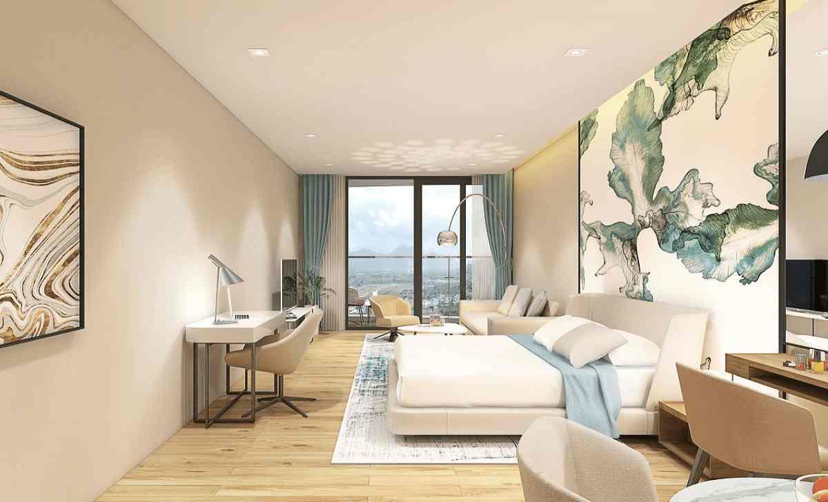 Thiết kế dự án căn hộ khách sạn nghỉ dưỡng Dragon Fairy Trần Phú NhaTrang