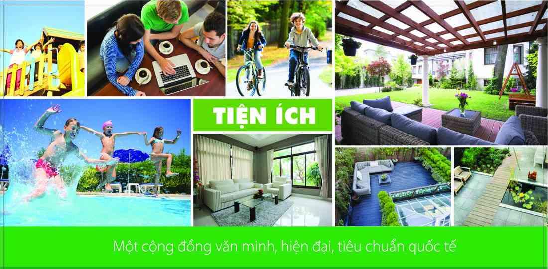Tiện ích Dự án căn hộ chung cư Cộng Hoà Garden Quận Tân Bình