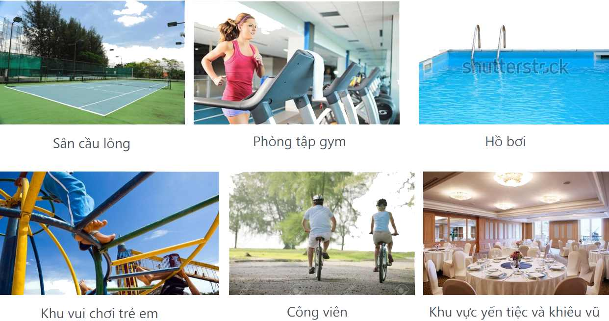 Tiện ích Thiết kế Tổng quan dự án căn hộ chung cư Centeria Đông Thuận Quận 12
