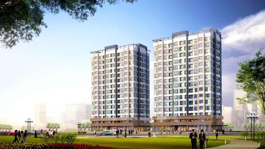 Tổng quan dự án căn hộ chung cư Centeria Đông Thuận Quận 12