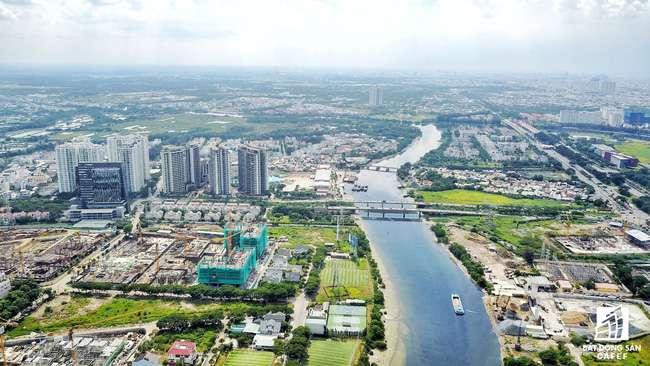 Bất động sản thành phố cuối năm 2018 sẽ phục hồi mạnh mẽ