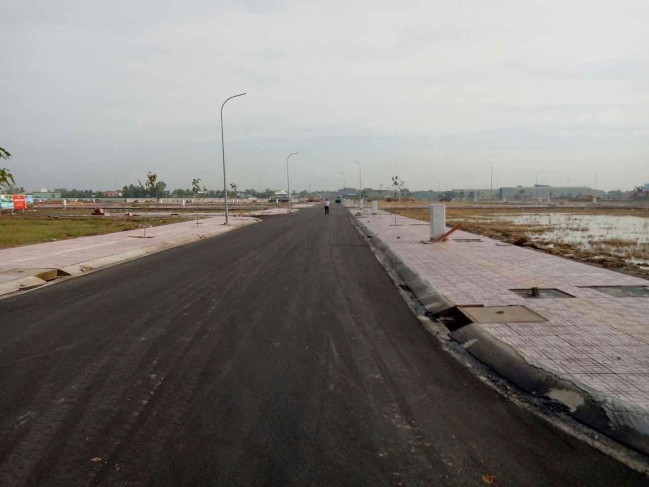 Dự án đất nền KDC Tây Nam Bình Chánh