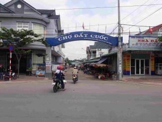 Dự án TBC Bình Dương Tân Uyên chợ Cần Đước